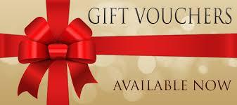 Gift Vochers